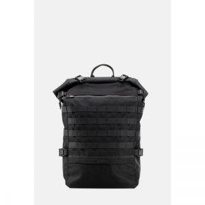 ORBIT GEAR <BR> R103 sr-bk Rolltop Backpack