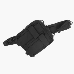 RIOT DIVISION – 2 cell tactical bag RD-2ctb Black